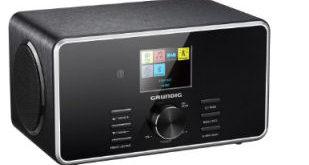 Grundig DTR 5000 WLAN-DAB-Internet-Radio