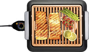Media Shop Tischgrill Livington Smokeless