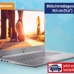 Aldi + Hofer 7.3.2019: Medion Akoya P6645 Notebook im Angebot