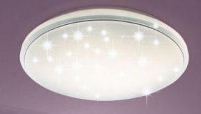 Prisma Leuchten Sternenhimmel XXL-LED-Deckenleuchte
