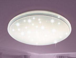 Prisma Leuchten Sternenhimmel XXL-LED-Deckenleuchte im Angebot » Norma 18.2.2019 - KW 8