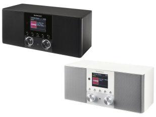 Silvercrest 4-in-1-Stereo-Internet-Radio