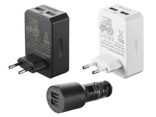 Silvercrest USB-Ladegerät für 3,99€ bei Lidl