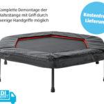 SportPlus Fitness-Trampolin im Angebot | Aldi Süd 18.11.2019 - KW 47