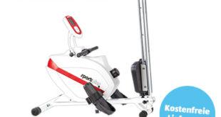 SportPlus+ Rudergerät