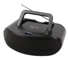 Telefunken RC1011BM MP3-CD-Boombox im Real Angebot ab 3.6.2019