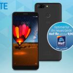 Hofer 18.2.2019: ZTE Blade V9 Vita Smartphone im Angebot