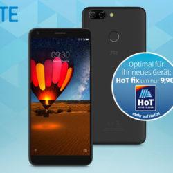ZTE Blade V9 Vita Smartphone im Hofer Angebot ab 29.8.2019