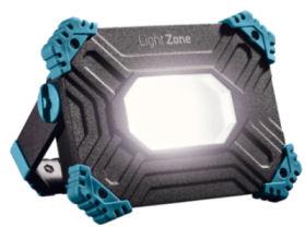 Lightzone Akku-LED-Arbeitsstrahler im Angebot bei Aldi Nord 12.3.2020 - KW 11