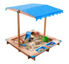 Playland Sandkasten mit Dach im Angebot bei Aldi Nord 2.4.2020 - KW 14