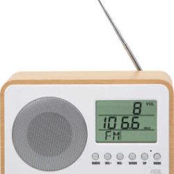 ADE Uhrenradio BR1705 im Kaufland Angebot ab 26.9.2019 - KW 39