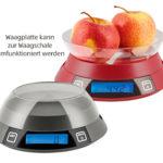Easy Home Küchenwaage mit Deckel: Aldi Süd Angebot ab 25.3.2019 - KW 13