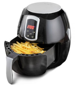 Emerio Heißluft-Fritteuse Smart Fryer