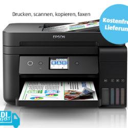 Aldi Süd 30.1.2020: Epson EcoTank ET-4750 Drucker im Angebot