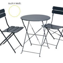 Gardenline Balkon- und Bistro-Set: Aldi Süd Angebot ab 21.3.2019 - KW 12
