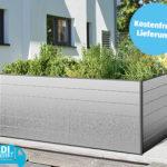 Aluminium-Hochbeet GFP im Angebot bei Aldi Nord + Aldi Süd 12.3.2020 - KW 11