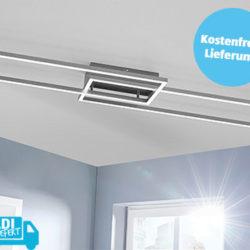 Iven LED-Deckenleuchte im Angebot » Aldi Nord + Aldi Süd 20.1.2020 - KW 4