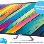 Medion Akoya X53223 31,5-Zoll QHD-Monitor: Aldi Süd ab 14.3.2019 - KW 11