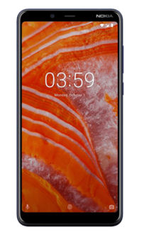 Nokia 3.1 Plus Smartphone ab 16.9.2019 bei Real