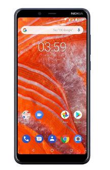 Nokia Smartphone 3.1 Plus: Real ab 4.3.2019 - KW 10