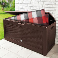 PowerTec Garden Aufbewahrungs-Box 310 Liter im Angebot bei Norma 9.3.2020 - KW 11