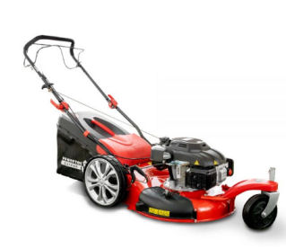 PowerTec Garden BW 56 Trike Benzin-Rasenmäher