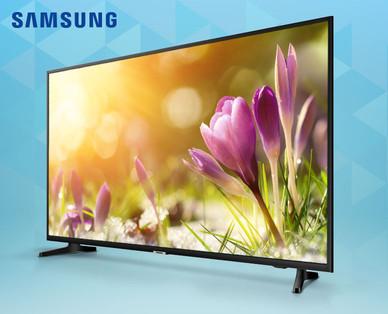 Samsung 43NU7090 43-Zoll Ultra-HD Smart-TV Fernseher