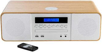 Thomson TH368192 Micro-Anlage mit Bluetooth