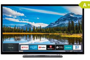 Toshiba 24W3863DA 24-Zoll LED-HD-TV Fernseher