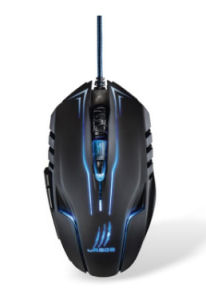 uRageReaper Essential Gaming Mouse