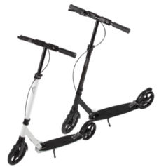 Active Touch Alu-Scooter mit Federung