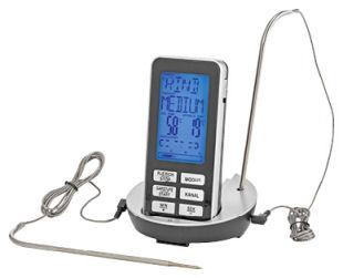 BBQ Premium Funk-Grillthermometer im Angebot bei Aldi Süd 23.4.2020 - KW 17
