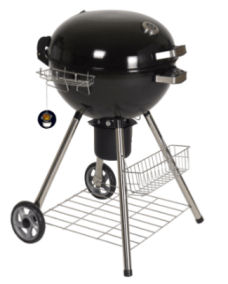 Grill Time Kugelgrill im Angebot bei Aldi Nord 23.4.2020 - KW 17