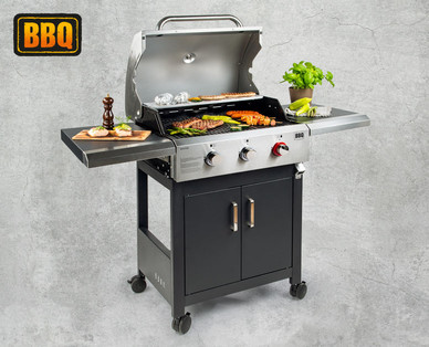 BBQ Gasgriller Boston Pro 3 Turbo