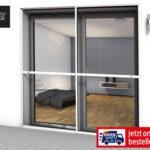 Hofer 23.4.2019: EasyHome Insektenschutz-Doppelschiebetür im Angebot