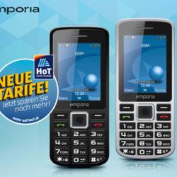 Emporia Prime Mobiltelefon im Hofer Angebot ab 18.4.2019