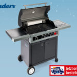 Hofer 6.4.2020: Enders Boston Black 4 IK Turbo Gasgrill im Angebot