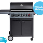 Aldi Nord 15.6.2020: Enders Boston Black 4 IK Turbo Gasgrill im Angebot