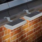 EZ Solar Solar-Dachrinnenlicht 2er-Set im Angebot bei Norma 15.4.2020 - KW 16