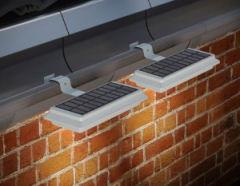 EZ Solar Solar-Dachrinnenlicht 2er-Set im Angebot » Norma 31.7.2019 - KW 31