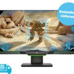 Aldi Süd 9.5.2019: HP 25x Gaming Monitor als Lieferangebot