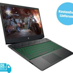 Aldi Süd 5.8.2019: HP Pavilion 15-cx0555ng Gaming Notebook im Angebot