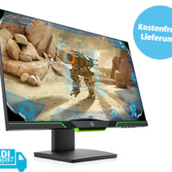 HP Pavilion 27xq 27-Zoll 144 Hz Gaming Monitor im Aldi Süd Angebot ab 17.4.2019
