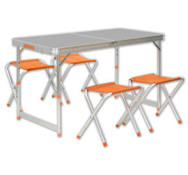 Klappbares Campingmöbel-Set