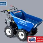 Hofer 11.4.2019: Scheppach Mini Dumper DP 3000 im Angebot