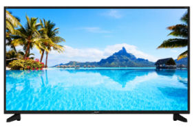 Sharp LC-50UI7422E 50-Zoll Ultra-HD Fernseher im Real Angebot ab 23.4.2019