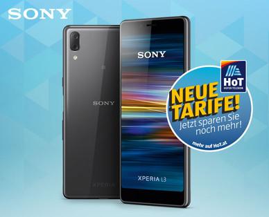 Sony Xperia L3 Smartphone im Hofer Angebot ab 29.4.2019