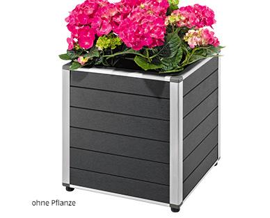 Gardenline Wpc Blumenkasten Groß Und Klein Im Aldi Süd Angebot Ab