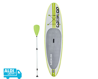 8times3 Stand-up-Paddle Board: Aldi Süd ab 5.8.2019 | KW 32