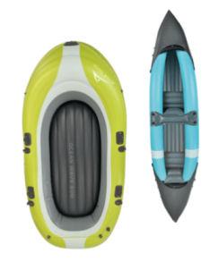 Active Touch Schlauchboot und Kajak